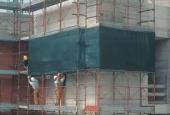 Сетки для строительных лесов TENAX