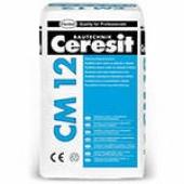 Ceresit СМ-12 Клей для напольных плит, керамогранита (25 кг)
