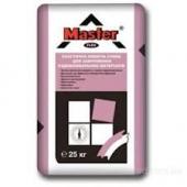 Master-Flex,25 кг Суміш еластична д/облицюв. камінів,тепл.підлог