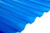 Salux 70/18 1,8*1.09 синий прозрачный , трапеция