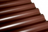 Salux WBS 76/18   1,8*0.9   - коричневый волна