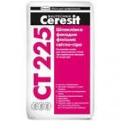 Ceresit СТ-225 - Шпаклевка Церезит светло-серая фасадная финишна