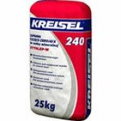 Клей для минеральной ваты армирующий Кreisel 240 GEWEBEKLEBR (25