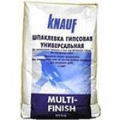 Шпаклевка Мульти-Финиш Knauf (25 кг)