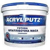 Шпаклевка Acryl-Putz SNIEZKA - Снежка Акрил-Путц готовая (27 кг)