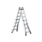 Телескопическая лестница SVELT SCALISSIMA 8+8 STEPS