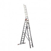 Трёхсекционная лестница KRAUSE Tribilo 3x12 ступеней