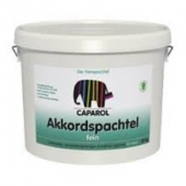 Akkordspachtel Fein 25 кг Шпаклівка Caparol