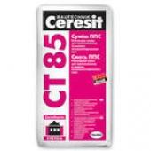 Ceresit CT 85 смесь для пенопласта  (25 кг)