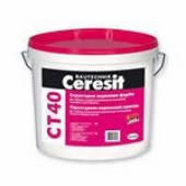 Ceresit СТ-40/10 Краска структурная акриловая