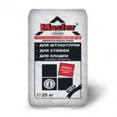 MASTER CLASIK 3в1 Цементно-піщана суміш (ЦПС), для вирівнювання