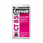 Ceresit CT 85 Pro смесь для пенопласта (27кг)
