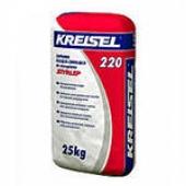 Клей  армирующий Кreisel 220 STYRLEP (25 кг)