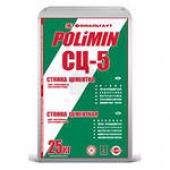 Полимин СЦ-5 - Стяжка для пола (25 кг)