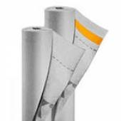 Пленка гидроизоляционная (гидробарьер) СТАНДАРТ белая (75 кв.м.)