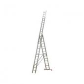 Трёхсекционная лестница KRAUSE Tribilo 3x14 ступеней