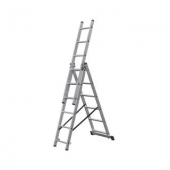 Трехсекционная лестница KRAUSE Corda 3x11 ступеней