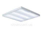 Світильник LED Lumen 36W 600x600 призматик 6500K
